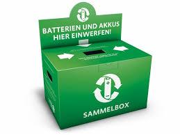 kostenlose Batterierücknahme